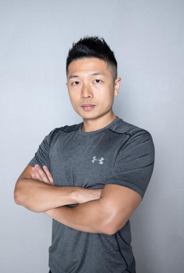 泰拳教練 Victor Chan